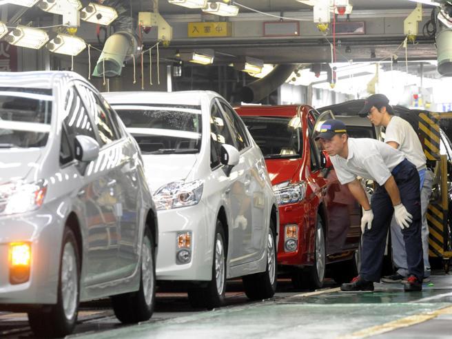 Toyota richiama 3,4 milioni di auto:   problemi all'airbag, può non gonfiarsi