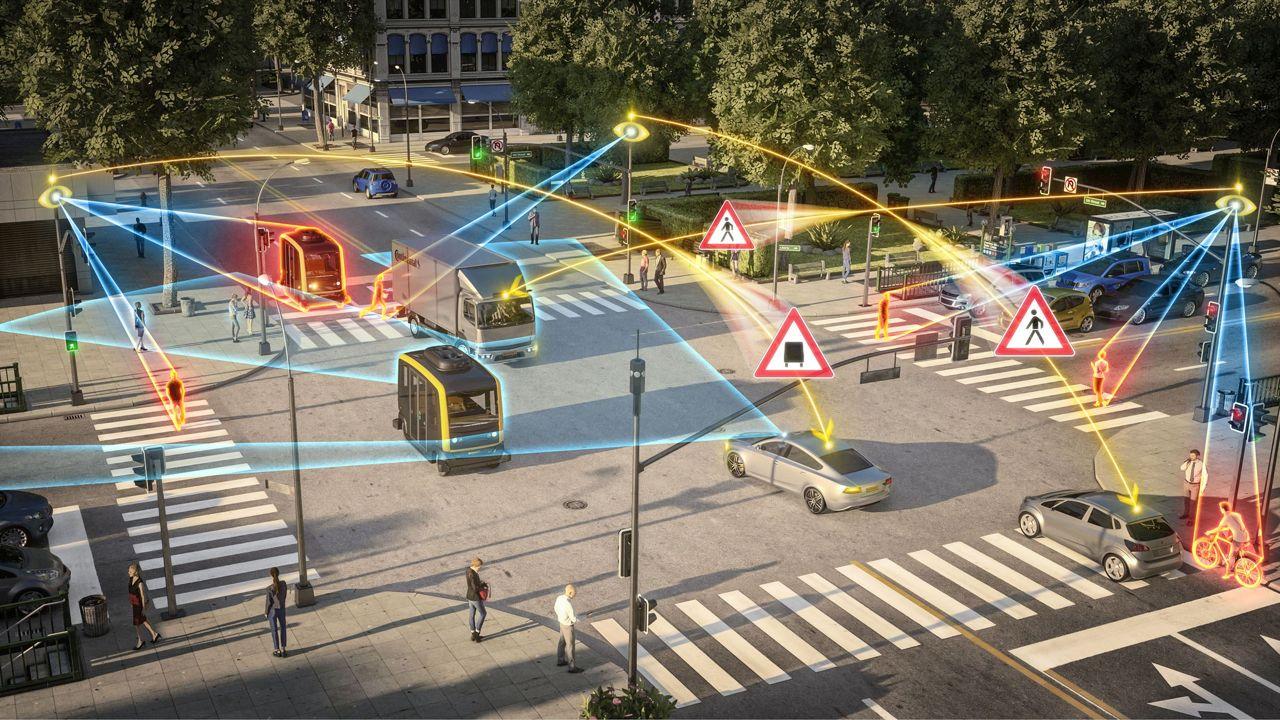 Il futuro della mobilità secondo Continental