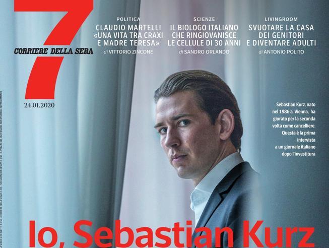 Su 7 domani: popolare, giovane, verde, la rivoluzione di Kurz