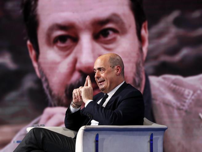 Zingaretti sul blitz di Salvini al citofono: «Chiami i mafiosi che non catturò»|Linus critica le parole di Fabio Volo