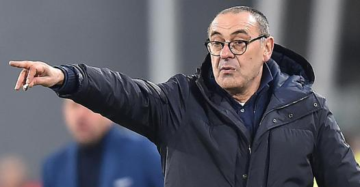 Napoli- Juventus, Maurizio Sarri: «Dopo la Juve potrei anche ...