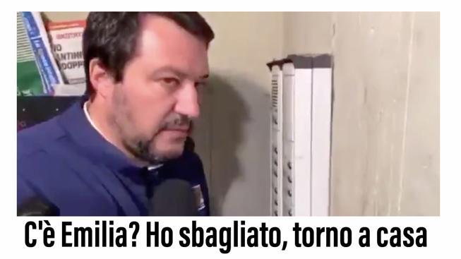 Elezioni Regionali Emilia-Romagna, l'ironia sulla sconfitta di Salvini e della Lega