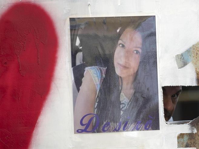 «Io l'avrei salvata» Al processo per l'omicidio  Desirée parla il padre