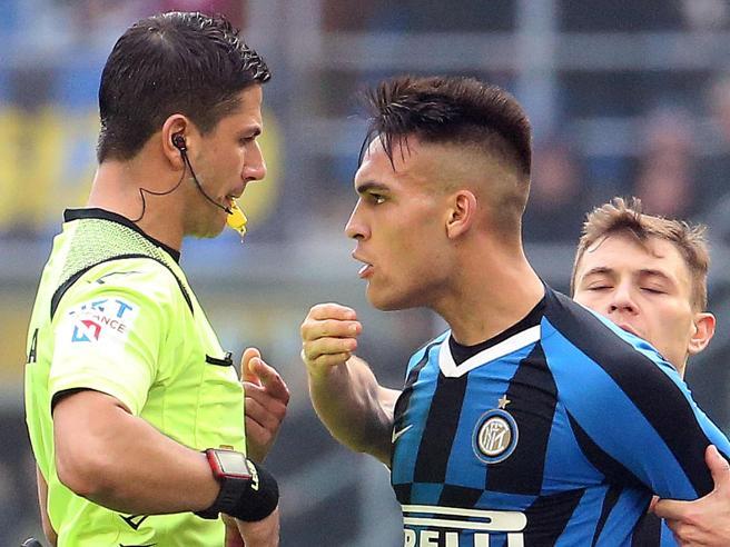 Inter, Lautaro Martinez squalificato due giornate: salterà il derby del 9 febbraio