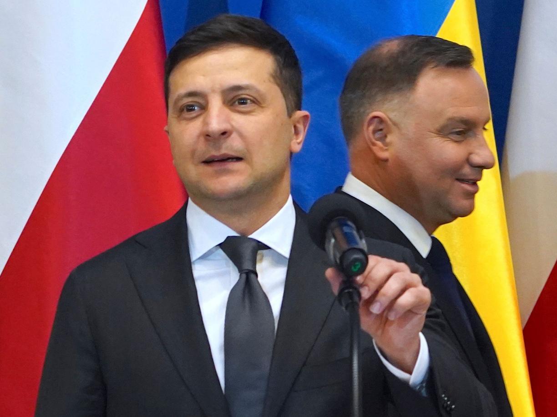Politica estera, i ricordi interessati di Polonia e Ucraina