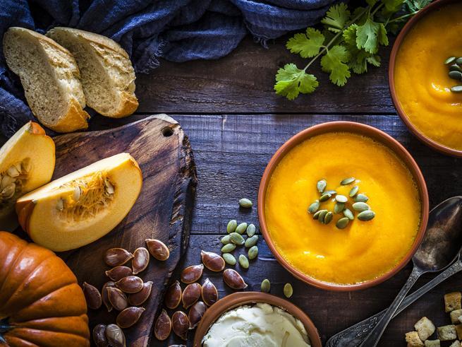 Zuppa, il piatto amato dalle star e suggerito dagli esperti