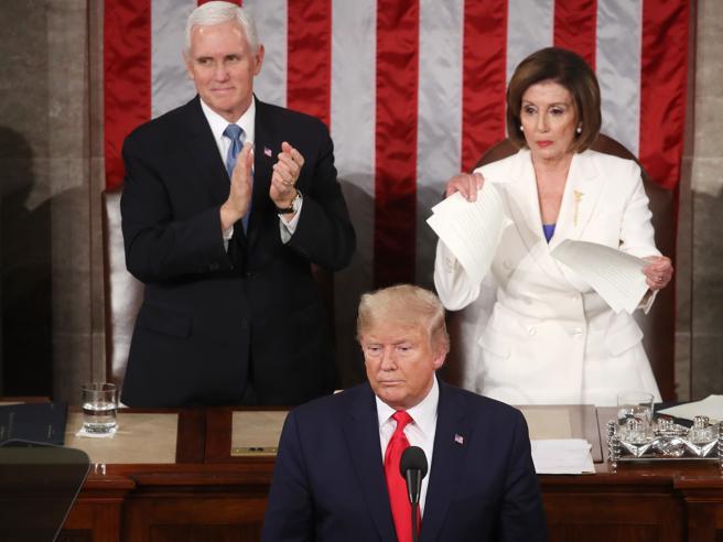 Stato dell'Unione, Donald Trump: «Il meglio deve ancora venire»