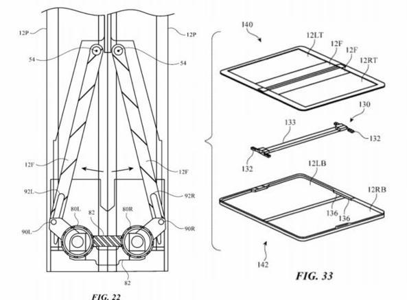 Allo studio il primo iPhone pieghevole: depositato un brevetto «con display e cerniere flessibili»