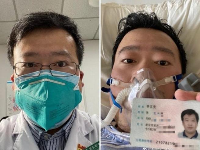 Coronavirus, morto il dottor  Li: diede l'allarme ma non fu creduto