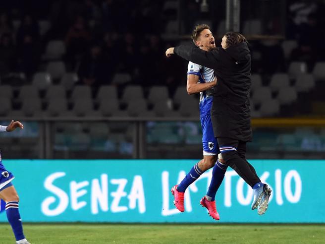 Torino-Sampdoria 1-3, Ramirez scatenato e Quagliarella: il ritorno al gol di Verdi non basta