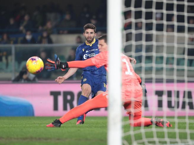 Verona-Juventus 2-1, pagelle: Borini corridore, Kumbulla determinato; Ronaldo affidabile, Pjanic male