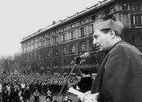 Il cardinal Martini, 40 anni dopo: «Seppe cogliere i cambiamenti»
