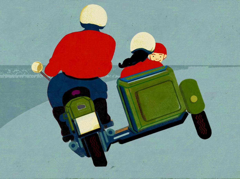 Illustrazione di Beppe Giacobbe