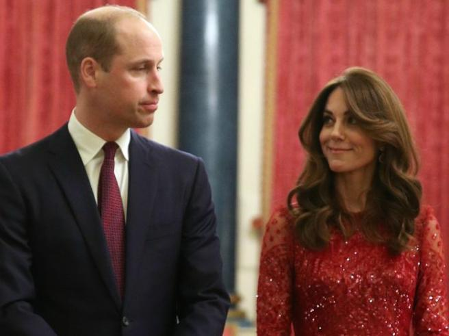 William e Kate a San Valentino: «Cena romantica al ristorante italiano preferito»