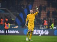 Inter: lo spogliatoio salvi Padelli, il professionista dell'attesa