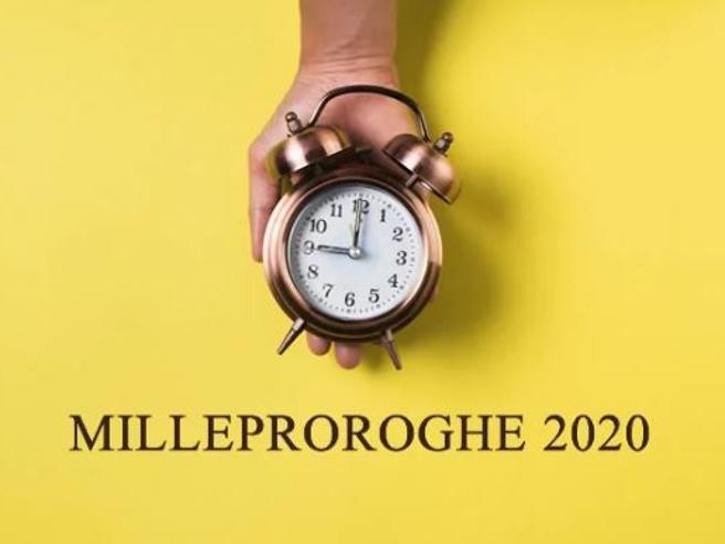Decreto Milleproroghe 2020: emendamenti e novità. Il 17 febbraio la discussione in Aula