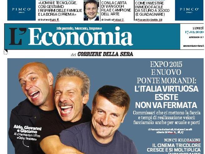 La guida: investire da 5 euro a 30 mila  L'Economia domani gratis in edicola