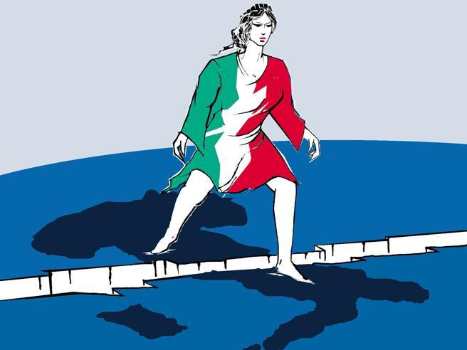 Ecco perché le Italie sono due (e rischiano di esser sempre più divise)