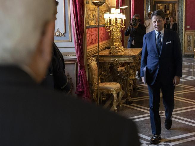 Conte, lungo colloquio sul governo con Mattarella: alt a Renzi