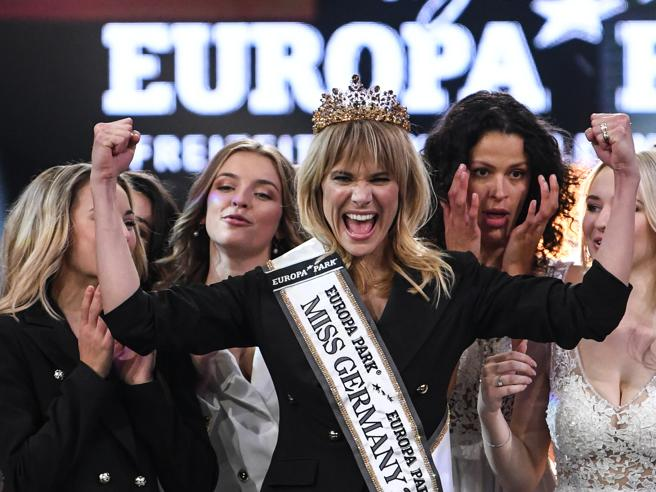 Miss Germania,  Leonie eletta a 35 anni  da una giuria di so