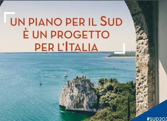 Il piano per il Sud presentato con la foto di Trieste: e tu? Quanto conosci l'Italia?