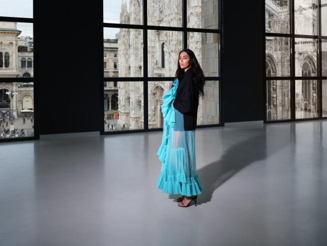 La Milano Fashion Week invade al città. Anche se si prevede un migliaio di presenze in meno dalla Cina