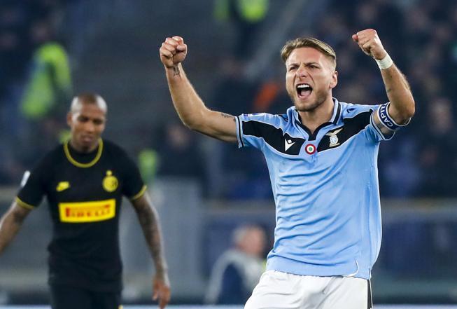 Lazio Inter 2 1: gli uomini di Inzaghi la ribaltano con Immo
