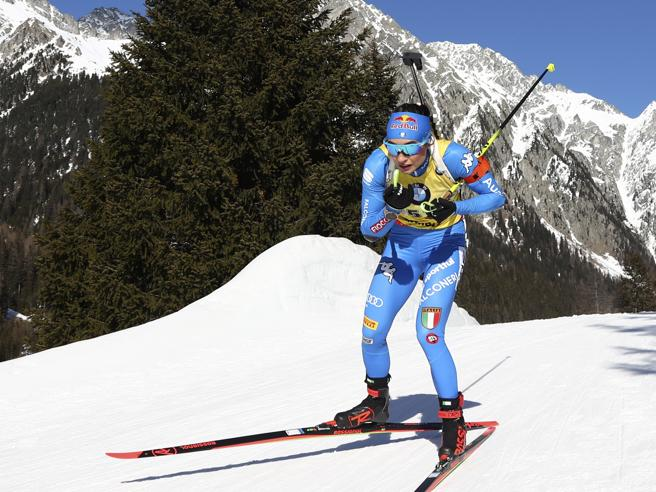 Mondiali di biathlon, Dorothea Wierer oro mondiale anche  nell'individuale