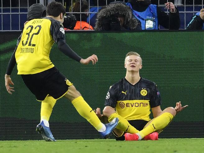 Atletico Madrid-Liverpool 1-0, Borussia Dortmund-Psg 2-1