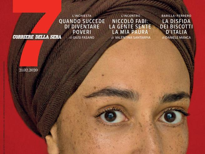 Domani su 7, il «no ai social» di Zadie Smith: «Ci tolgono libertà»