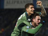 Brescia-Napoli 1-2 Chancellor segna, Insigne e Ruiz ribaltano il match e riprendono il sesto posto
