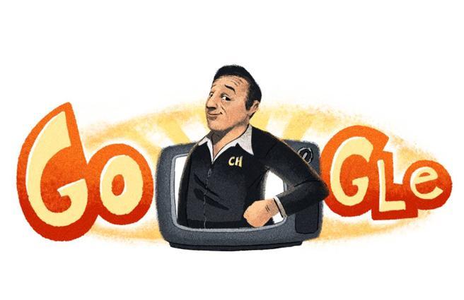 Chi era Roberto Gómez Bolaños, il protagonista del Doodle di Google di oggi