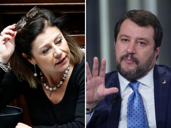 Coronavirus, scontro politico. Salvini: «Blindare porti e confini. Conte? Se non è in grado lasci». Il Pd: «Sciacallo»
