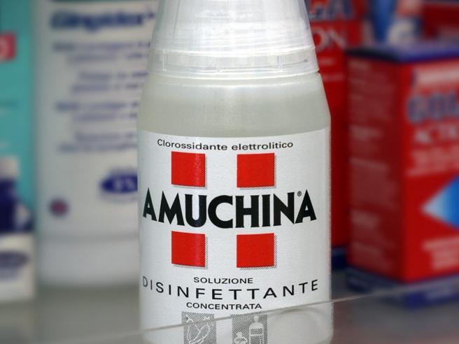 Amuchina, boom della produzione alla Angelini (ma prezzi invariati)