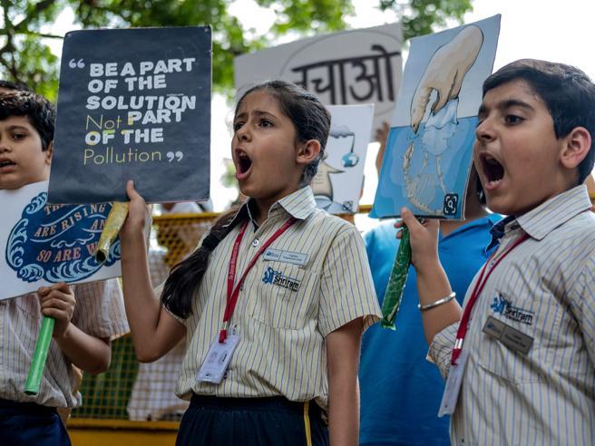 Pianeta 2020 pubblica il rapporto Oms: «A rischio il futuro di 250 milioni di bambini»