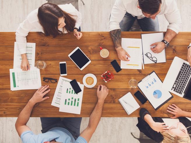 Smart working,  si cambia in uffici e aziende delle aree col