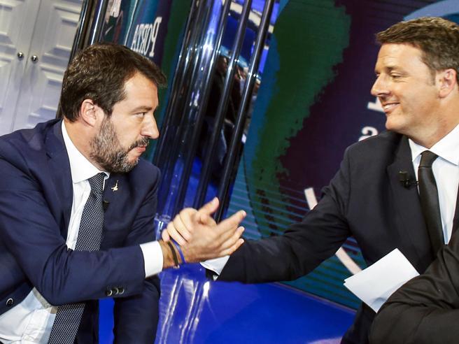 Coronavirus, Lega e Iv pensano a governo d'emergenza. No del Pd. Salvini: disponibili a Traghettatore
