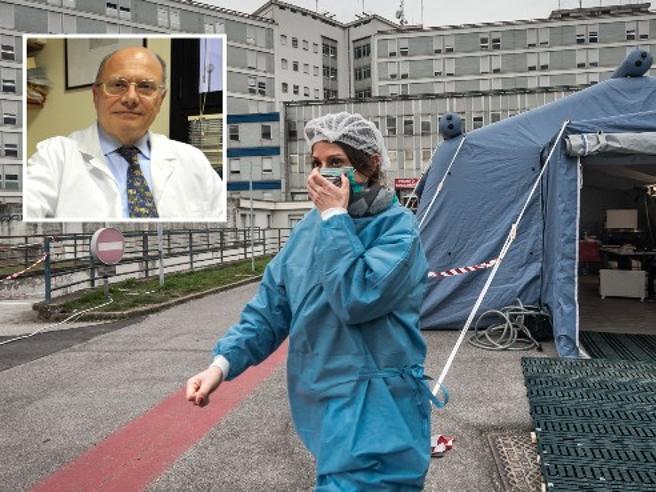 Galli: «Il Coronavirus in Italia da settimane. Uno tsunami per il sistema sanitario»