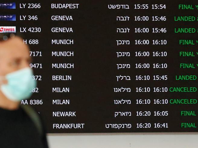 Coronavirus, i voli cancellati e modificati dalle compagnie aeree: l'elenco completo