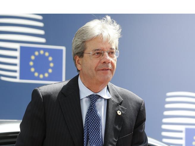 Coronavirus, Gentiloni: «L'Italia non sarà lasciata sola. E ora pensi al rilancio dell'economia»