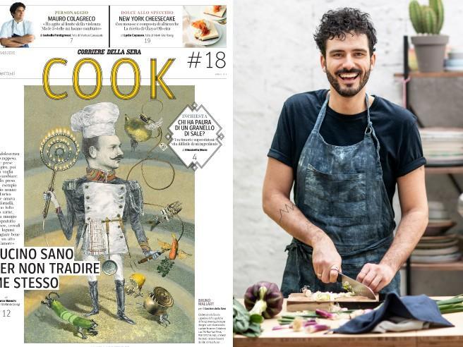 Cucinare è un gesto d'amore: ecco il nuovo numero di Cook gratis in edicola l'11 marzo