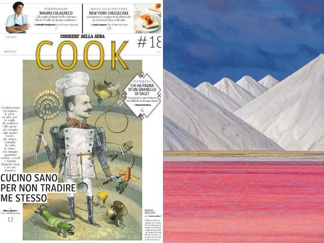 Chi ha paura di un granello di sale? L'inchiesta di Cook gratis in edicola l'11 marzo