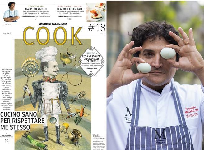 Mauro Colagreco: «Ho agito al limite della violenza in cucina, poi il successo mi ha cambiato»