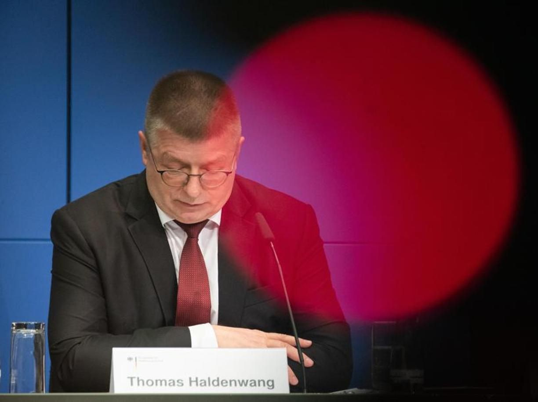 Haldenwang, il difensore dei nostri valori