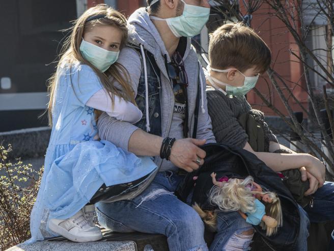 Bambini e coronavirus: anche i più piccoli si ammalano gravemente