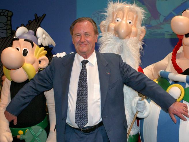 Morto Albert Uderzo, papà di Asterix e Obelix. Disegnò le storie dei  guerrieri Galli a partire dal 1959