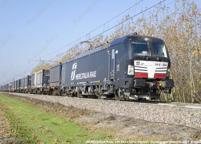 Covid19, Fs da record: 3,5 milioni di tonnellate di merci in tutta Europa