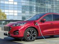Ford Kuga: alla carica! In arrivo varianti plug-in, mild e full hybrid