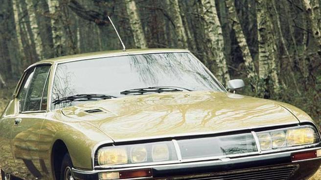 Citroën SM, l'auto «Sua Maestà» che Cruijff pretese nel contratto