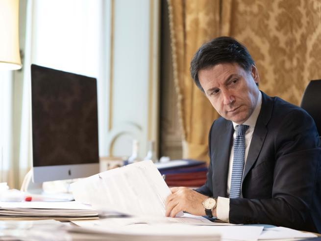 Conte: subito 4,3 miliardi di euro ai Comuni, 400 milioni p